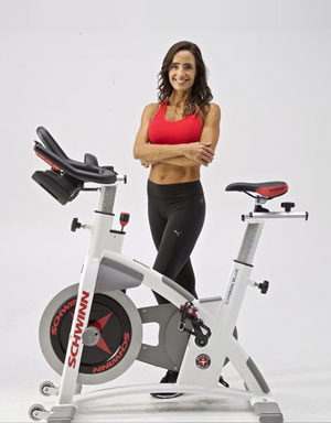 Indoor Cycling Training in San Celemente | Ximena Reynolds